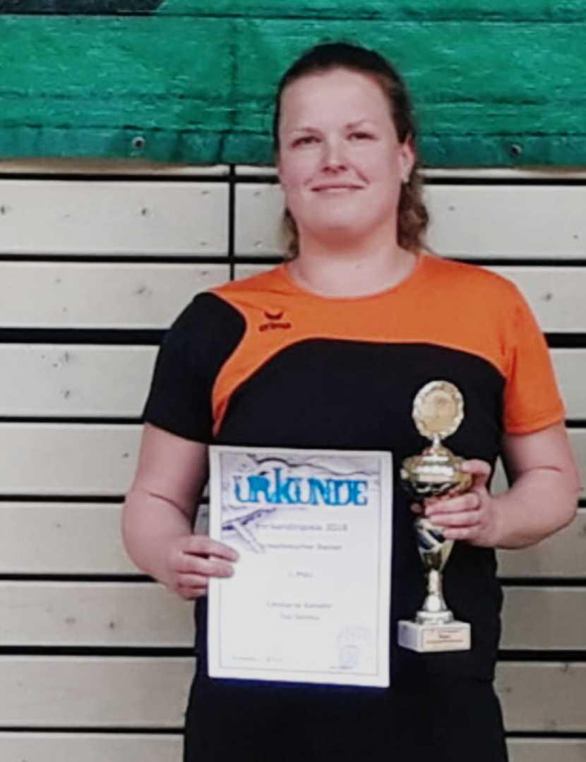 Badminton Geschwindigkeitsrekord